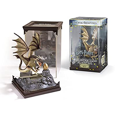 The Noble Collection Harry Potter Magical Creatures: No.4 Hungarian Horntail: Toys & Games