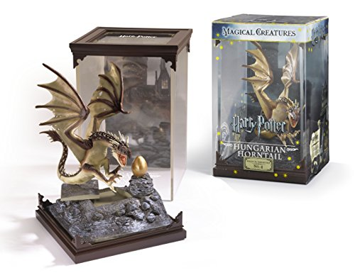 The Noble Collection Harry Potter Magical Creatures: No.4 Hungarian Horntail