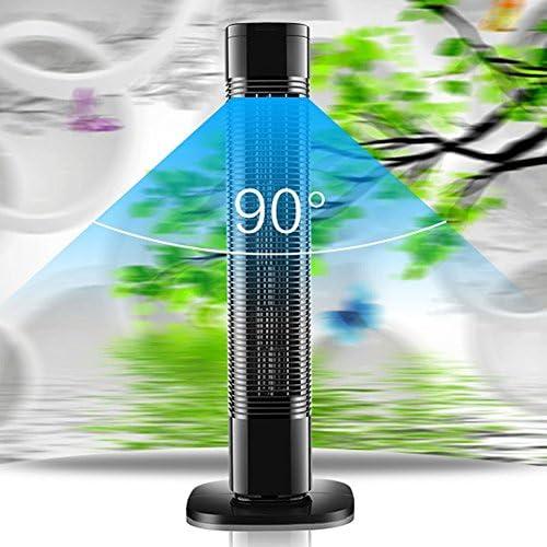 Yangong Elektrische ventilator torenventilator zonder ventilator met lemmet, intelligente afstandsbediening p7myVBjF