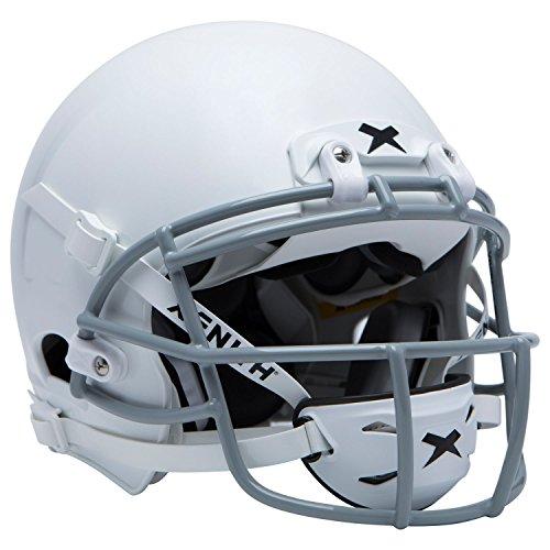 Xenith Youth X2E+ Football Helmet White (White, Large)