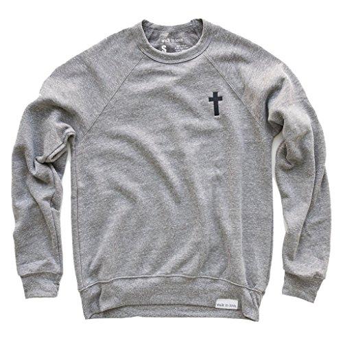 Crew Embroidered Sweatshirt - 8