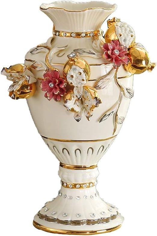 Jarrones Jarrones for Flores Altos jarrones de cerámica Ambiental ...