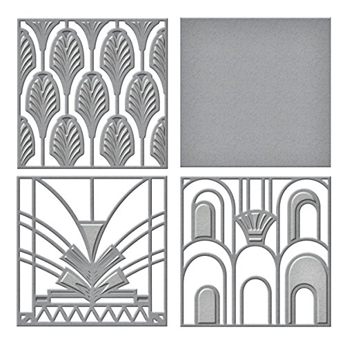 Spellbinders S4-599 Shapeabilities Divine Deco Etched/Wafer Thin Dies