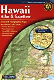Hawaii Atlas and Gazetteer, Delorme, Delore Mapping Company, 0899333443