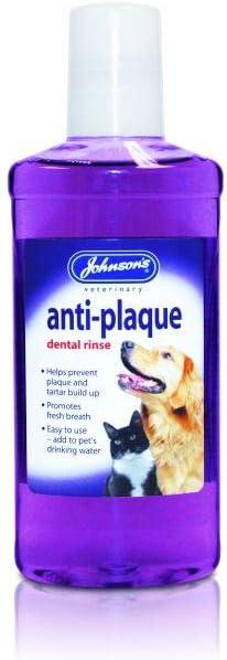 Johnson's - Enjuague Dental antiplaca, 250 ml
