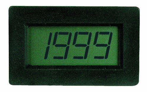 - Velleman PMLCDL Economic LCD Digital Panel Meter