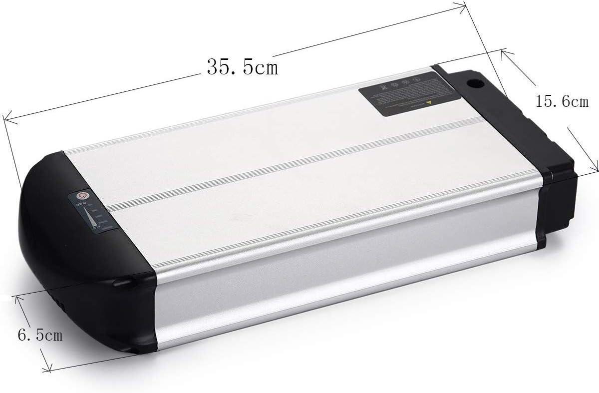 HANERIDE Tianneng 18650 Batterie dorigine 36V 13Ah 468Wh Pedelec de v/élo /électrique pour VAUN MiFA Fischer Prophete