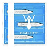 Wurkin Stiffs 2.0 inch Power Stays Magnetic Collar Stays 3 Pair
