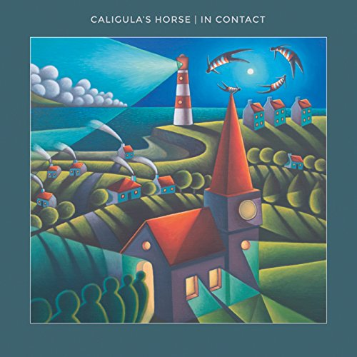 Caligulas Horse - In Contact - CD - FLAC - 2017 - NBFLAC Download