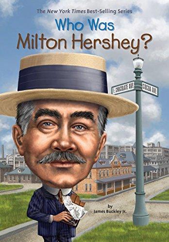Walt Jr Costume (Who Was Milton Hershey?)