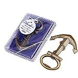 48 pcs Anchor Bottle Opener Wedding Favor Gift Party Favor for Guests