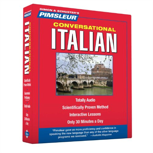 Simon & Schuster's Pimsleur Conversational Italian
