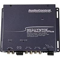 Audio Control EPICENTERPLUSGRAY Bass Restoration Processor with OEM Integration Interface