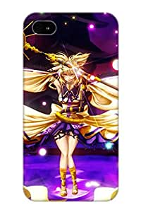 Crooningrose High-quality Durability Case For Iphone 4/4s(Anime Touhou Toyosatomimi No Miko)