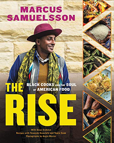 Book Cover: The Rise: Black Cooks and the Soul of American Food