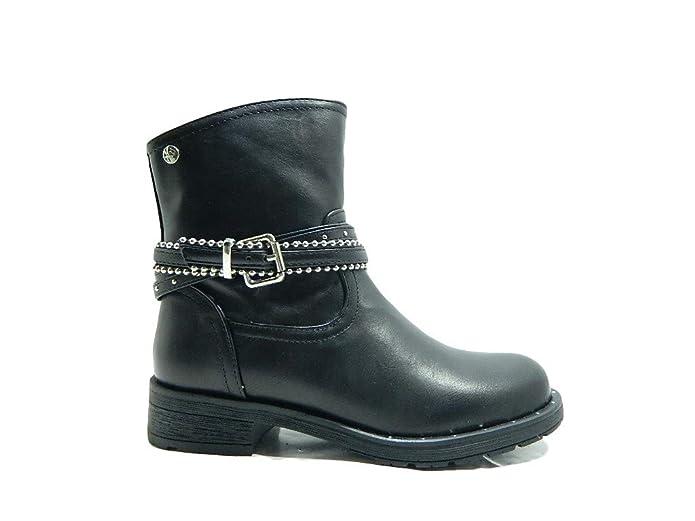 et Noir Xti 48497 Chaussures Boots Femme Sacs UFTFSv7Wn