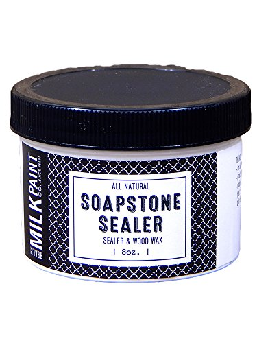 Soapstone Sealer and Wood Wax-8 ()