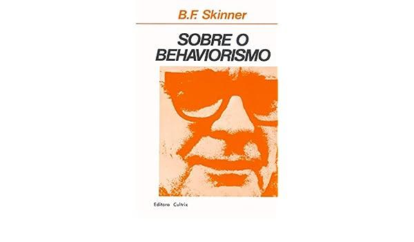 Sobre O Behaviorismo Skinner Pdf