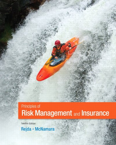 Prin.Of Risk Management+Insurance