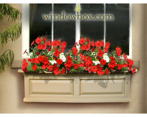 Presidential 48 Inch Window Box Clay Windowbox Xmas Ornaments