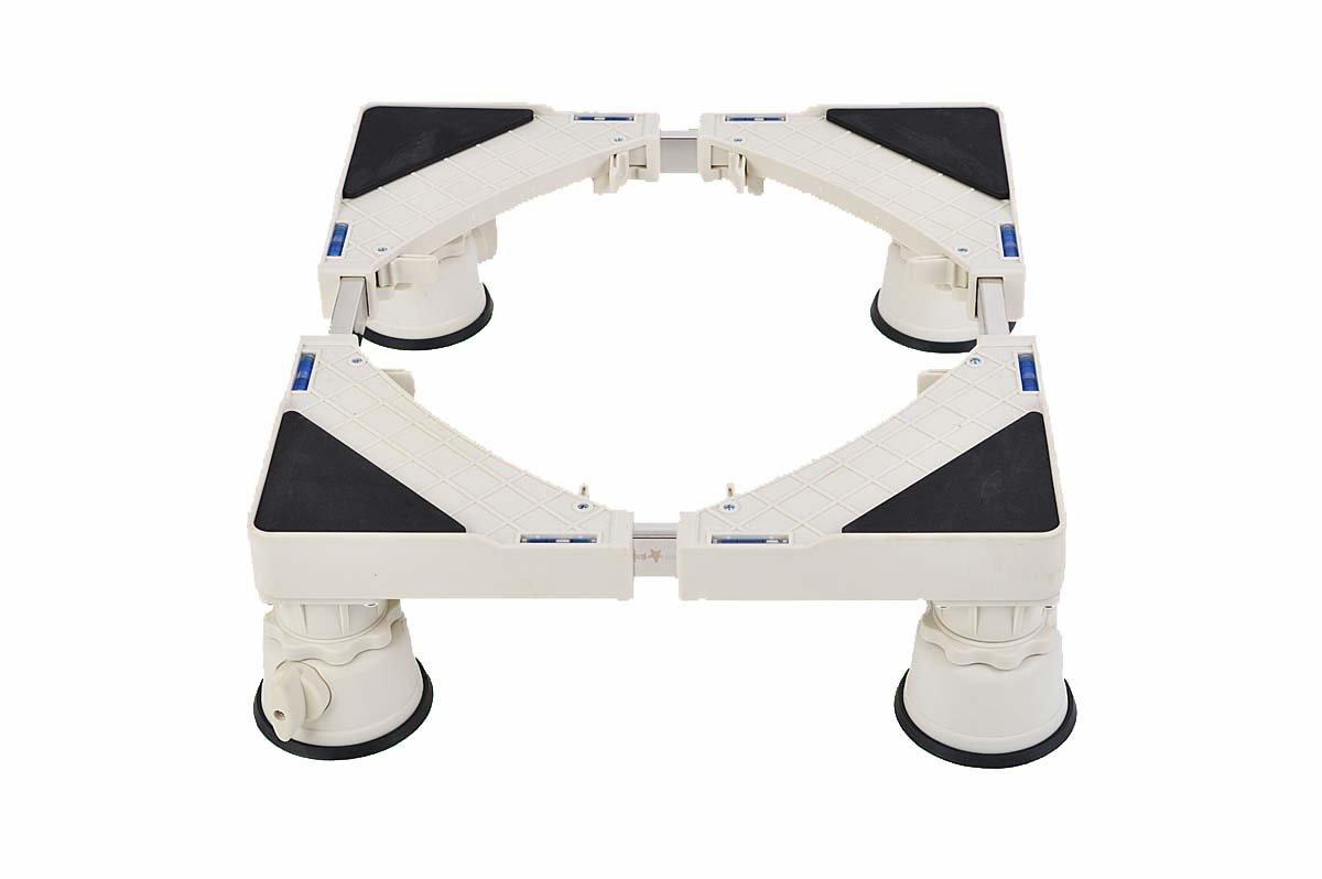 Waschmaschöne Basisplatte, automatische Erhöhung Universal Caster Stand, Teleskop Halterung Für Waschmaschöne Kühlschrank   Trockner Schrank (300 KG)
