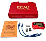 Velleman UTP05 Network Cable Analyzer and Identifier for CAT5, 1 Grade to 12 Grade, CAT5E, CAT6 UTP Cable
