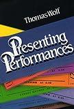 Presenting Performances