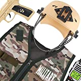 Kids Army Soldier Military Combat Marines Halloween