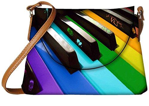 Snoogg Sac de plage, Multicolore (multicolore) - RPC-6662-SPUBAG