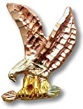 Landstroms 10k Black Hills Gold Eagle Tie Tack or Lapel Pin - R784R