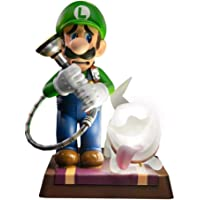 First4Figures LM03CO Luigi's Mansion: Luigi & Polterpup (Verzamelaars) PVC Verzamelbare beeldje