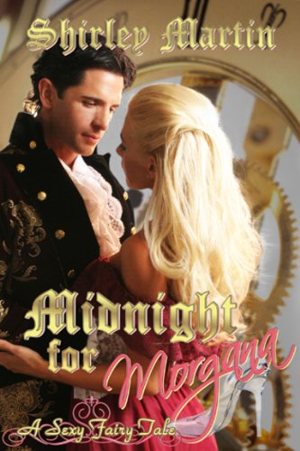 Book: Midnight for Morgana by Shirley Martin