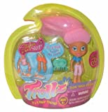 ": Trollz Cancer Sun Sign Collection 3"" Doll"