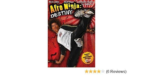 Amazon.com: Afro Ninja: Destiny: Movies & TV