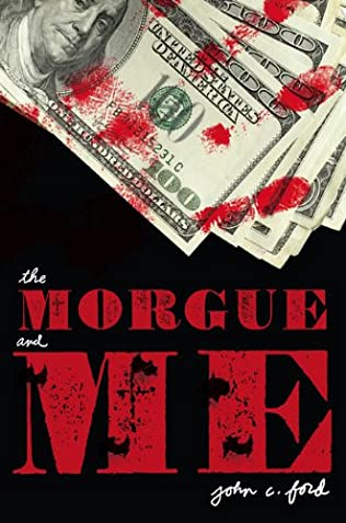 book cover of The Morgue and Me