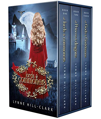 The Lords and Commoners Series: Box Set