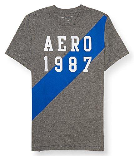 Aeropostale Mens Aero Graphic Shirt