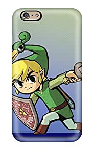 New ZippyDoritEduard Super Strong The Legend Of Zelda Tpu Case Cover For Iphone 6