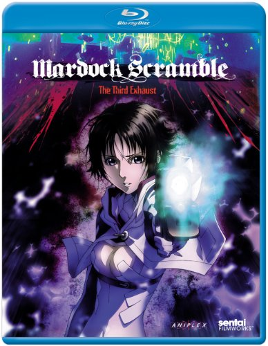 Mardock Scramble: The Third Exhaust [Blu-ray]