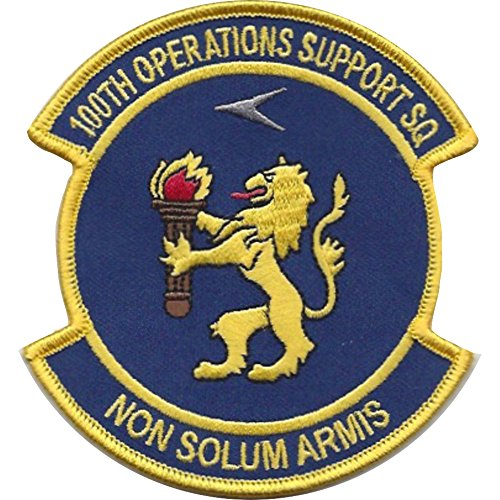 100th Operations Support Squadron Patch -