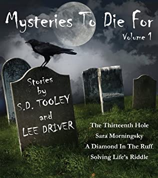 book cover of Mysteries to Die For