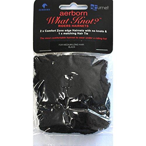 Filets Noir Knot lot Aerborn À What Longs 2 Cheveux Pour De EpBqP