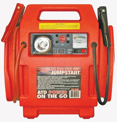 ATD Tools 5926 Jumpstart Compressor