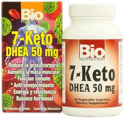 Bio Nutrition 7-Keto Dhea 50mg