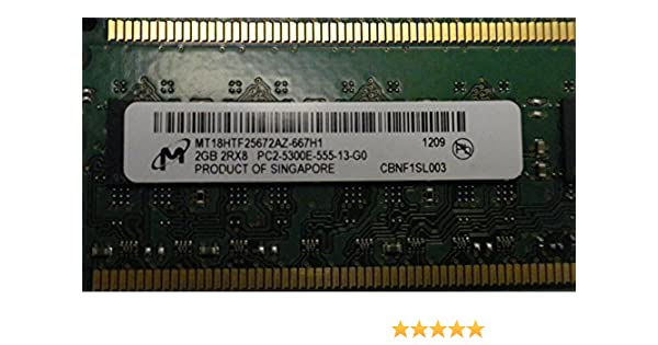 Memory Ram 4 Dell Precision Workstation Desktop 380 380n T3400 2x Lot