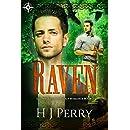 Raven: Elsewhere Gay Fantasy Romance