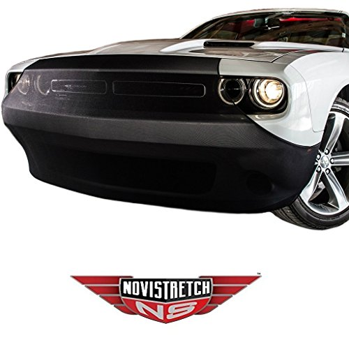 MIDWEST CORVETTE Challenger NoviStretch Front Bra High Tech Stretch Mask Fits: All 3rd Gen 2008 and Later Challengers