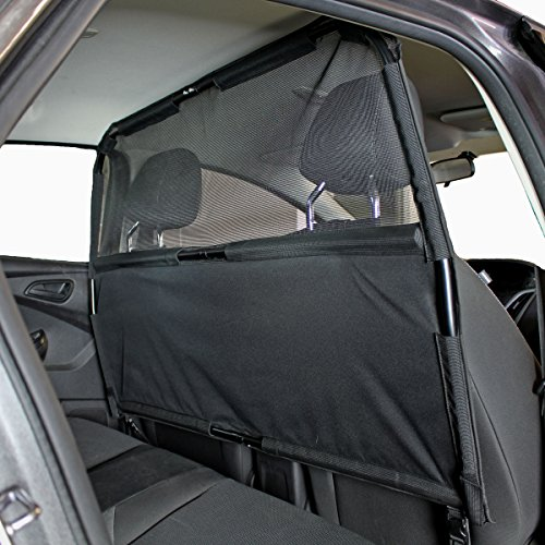 Bushwhacker Barrier Smaller Restraint Backseat