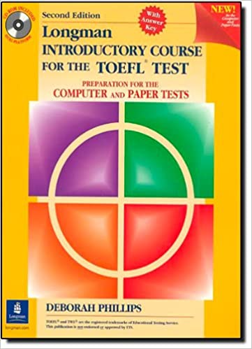 Buy Longman Introductory Course For The Toefl Test Preparation For