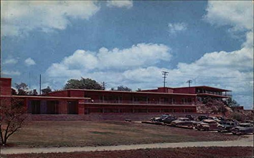 Trinity University San Antonio, Texas Original Vintage Postcard